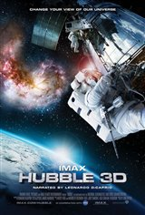 IMAX: Hubble 3D Movie Poster