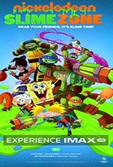 IMAX VR: Nickelodeon Slime Zone Movie Poster