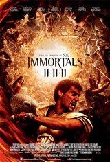 Immortals 3D Movie Poster