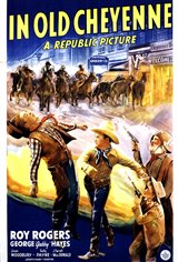 In Old Cheyenne Movie Poster