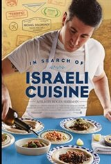 In Search of Israeli Cuisine Movie Poster