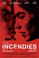 Incendies (v.o.f.) Movie Poster
