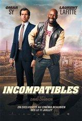 Incompatibles Affiche de film