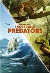 Incredible Predators Large Poster