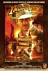 Indiana Jones and the Raiders of the Lost Ark: The IMAX Experience Movie Poster