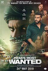 India's Most Wanted Affiche de film