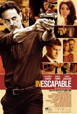 Inescapable Movie Poster