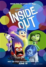 Inside Out Movie Poster Movie Poster