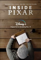 Inside Pixar (Disney+) Movie Poster