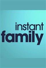 Instant Family Affiche de film