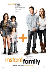 Instant Family Movie Poster Movie Poster