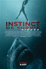 Instinct de survie : Piégés Movie Poster