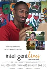 Intelligent Lives Large Poster