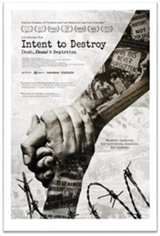 Intent to Destroy Movie Poster