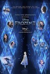 Into the Unknown: Making Frozen 2 (Disney+) Affiche de film