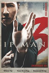 Ip Man 3 Movie Poster