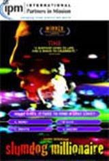 IPM Presentation of Slumdog Millionaire Movie Poster