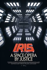 Iris: A Space Opera by Justice Large Poster