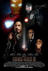 Iron Man 2 Large Poster