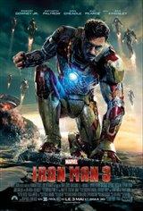 Iron Man 3 (v.f.) Affiche de film