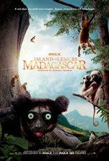 Island of Lemurs: Madagascar Movie Poster