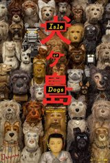 Isle of Dogs Affiche de film