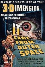 It Came From Outer Space Movie Poster