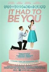 It Had to be You Affiche de film