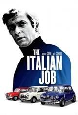 Italian Job, The (1969) Movie Poster