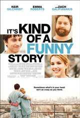 It's Kind of a Funny Story Movie Poster Movie Poster