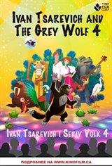 Ivan Tsarevich i Seryy Volk 4 Movie Poster