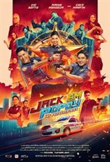 Jack em Popoy: The Puliscredibles Large Poster