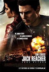 Jack Reacher : Sans retour Affiche de film