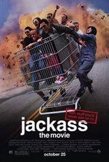 Jackass: The Movie Movie Poster Movie Poster