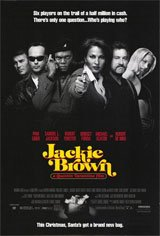 Jackie Brown Movie Poster