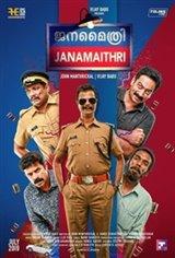 Janamaithri Large Poster