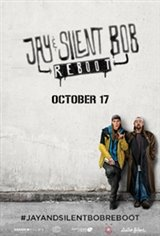 Jay & Silent Bob Reboot - Double Feature Movie Poster