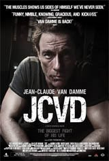 JCVD Movie Poster