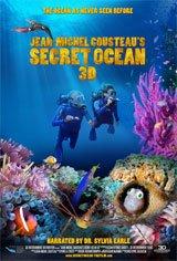 Jean-Michel Cousteau's Secret Ocean 3D Movie Poster