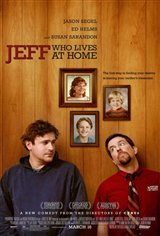 Jeff, Who Lives at Home Large Poster