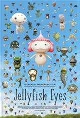 Jellyfish Eyes (Mememe no kurage) Movie Poster
