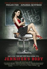Jennifer's Body Movie Poster Movie Poster
