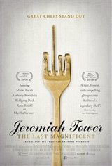 Jeremiah Tower: The Last Magnificent Movie Poster