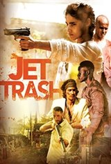 Jet Trash Large Poster
