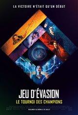Jeu d'évasion : Le tournoi des champions Movie Poster