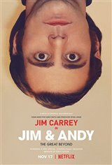 Jim & Andy: The Great Beyond - Featuring A Very Special, Contractually Obligated Mention of Tony Clifton Affiche de film