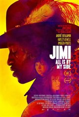 Jimi: All is by My Side (v.o.a.) Affiche de film
