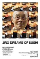 Jiro Dreams of Sushi Movie Poster