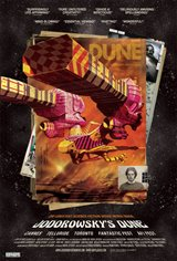 Jodorowsky's Dune Movie Poster