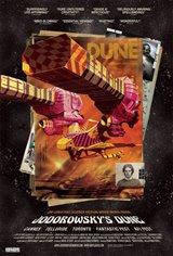 Jodorowsky's Dune Movie Poster